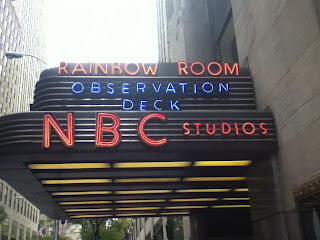 rainbow, room, NBC, nyc, rockerfeller