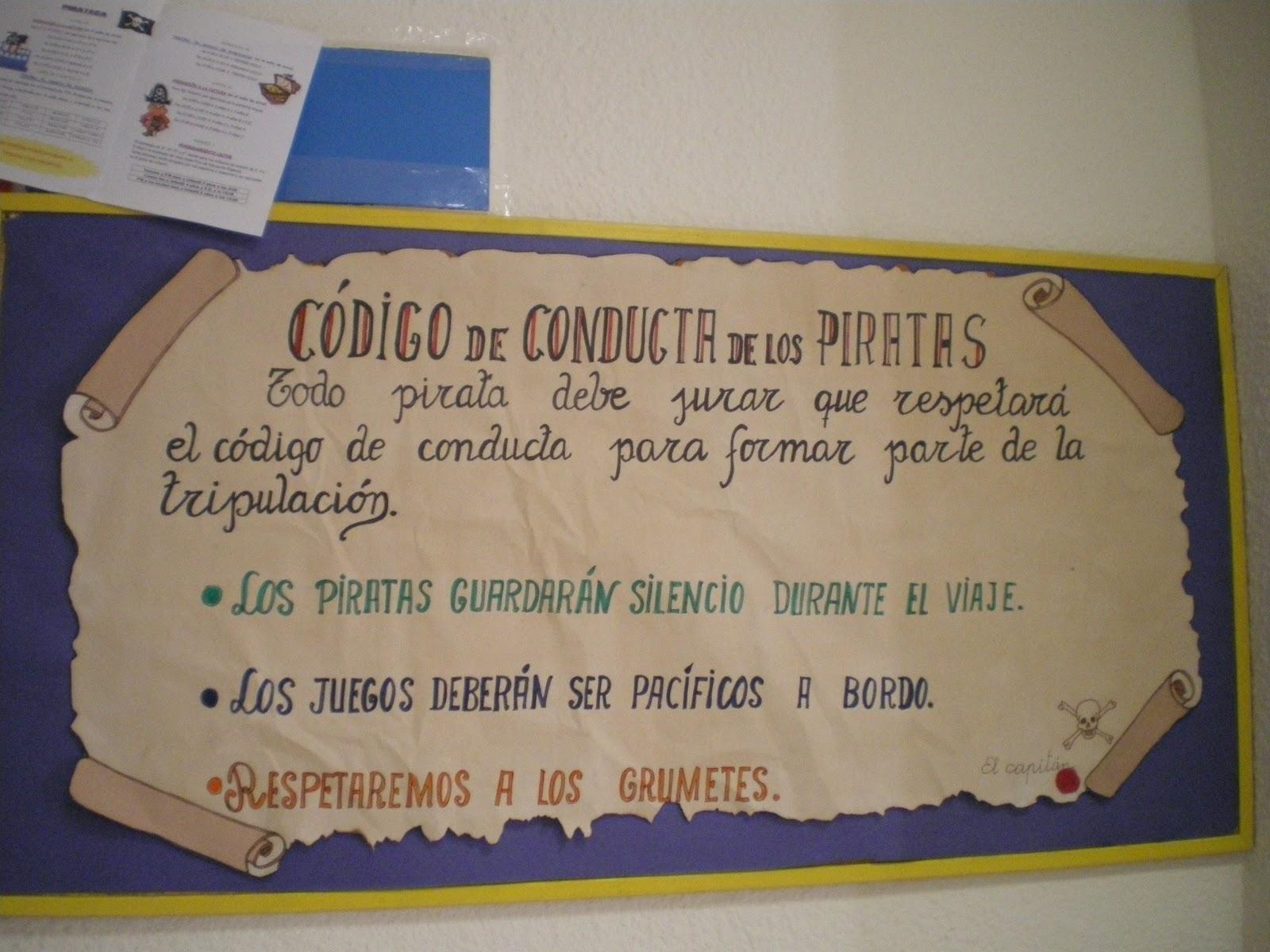 Manualidades sobre piratas imagui for Proyecto para una cantina escolar