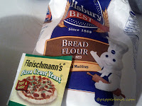 I always goes with Bread flour