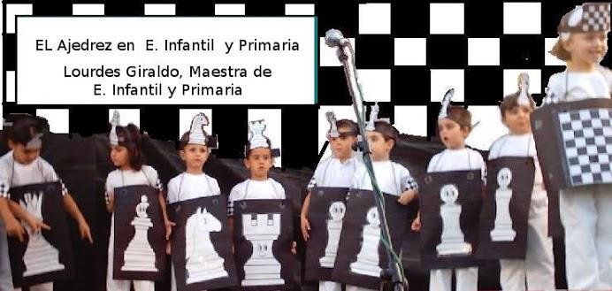 El ajedrez en Infantil
