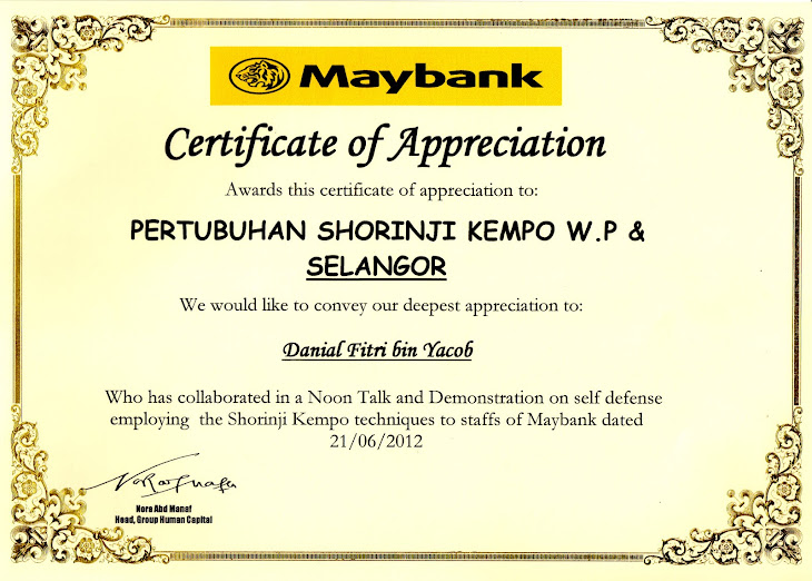 MAYBANK CRIME PREVENTION