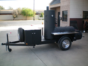 BBQ Trailer