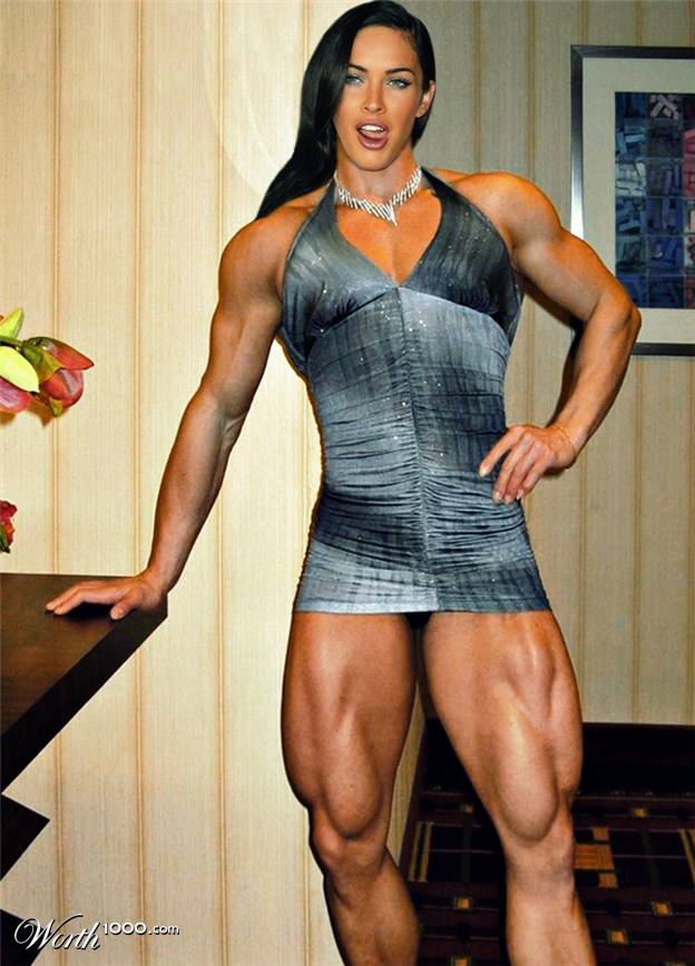 Celebrities On Steroids The Odd Blogg