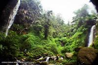 Air Terjun Coban Kembar Watu Ondo