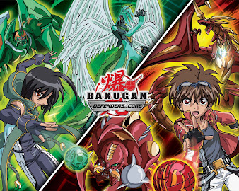 #9 Bakugan Wallpaper