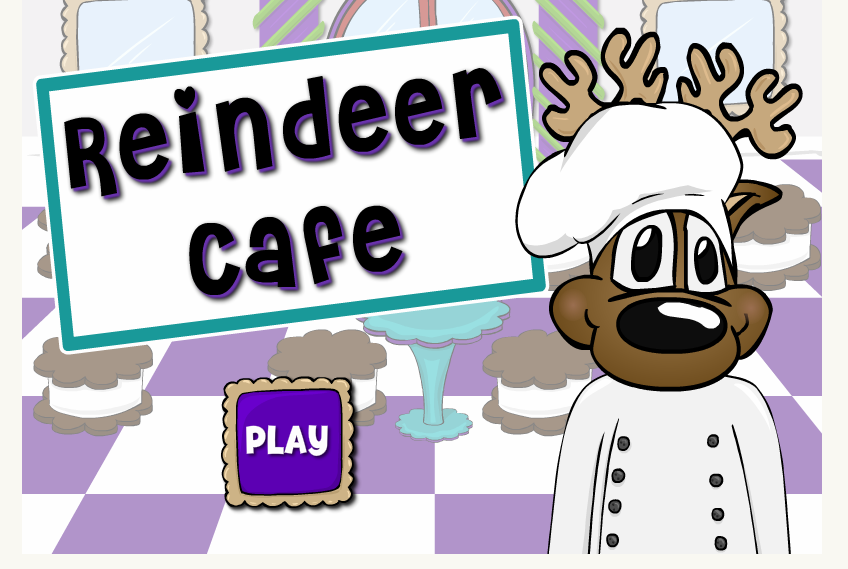 http://www.fun4thebrain.com/Division/reindeercafediv.html