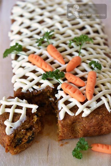 low fat carrot cake Delia Smith