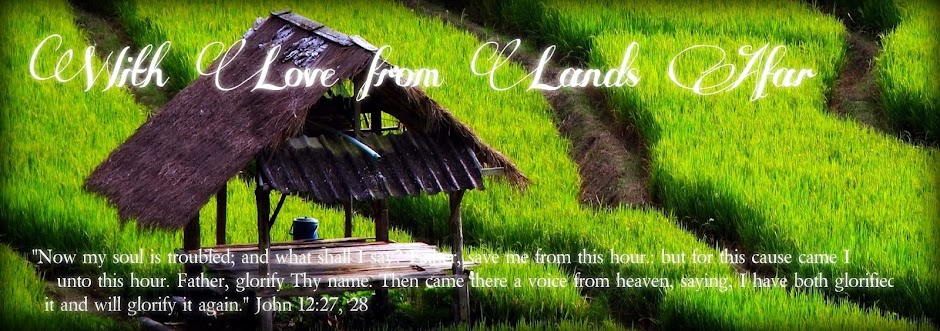 With Love from Lands Afar