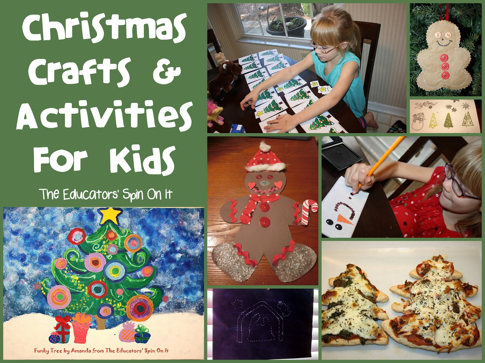 After School Christmas Crafts