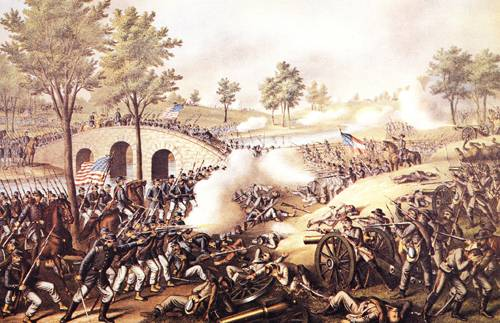 a history of the battle of antietam in the american civil war Battle of antietam facts & summary   american battlefield trust  battle of antietam - american civil war - historycom  6 deadliest battles for troops to fight in - we are the mighty.