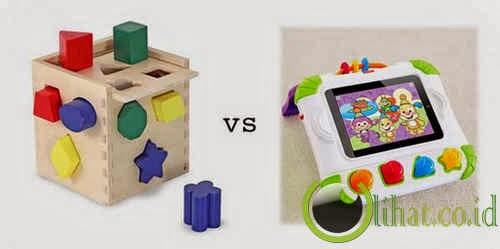 Baby Games vs iPad Baby Games