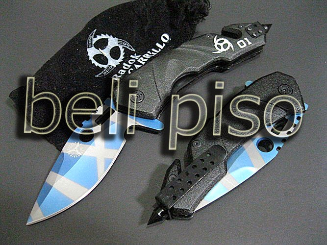 Jual Radok Pirela Carrillo Folding Knife belipiso.com