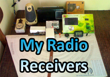 My Radio Receivers