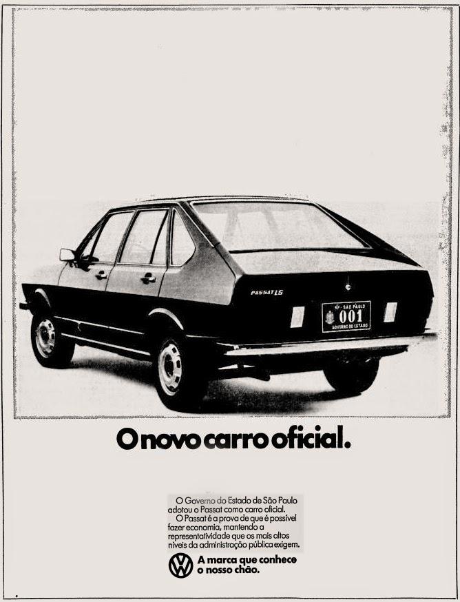 propaganda anos 70. propaganda carros anos 70. reclame anos 70. Oswaldo Hernandez.. Volkswagen