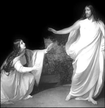 La prostituta María Magdalena siendo rechazada por Jesús de Nazaret | Ximinia
