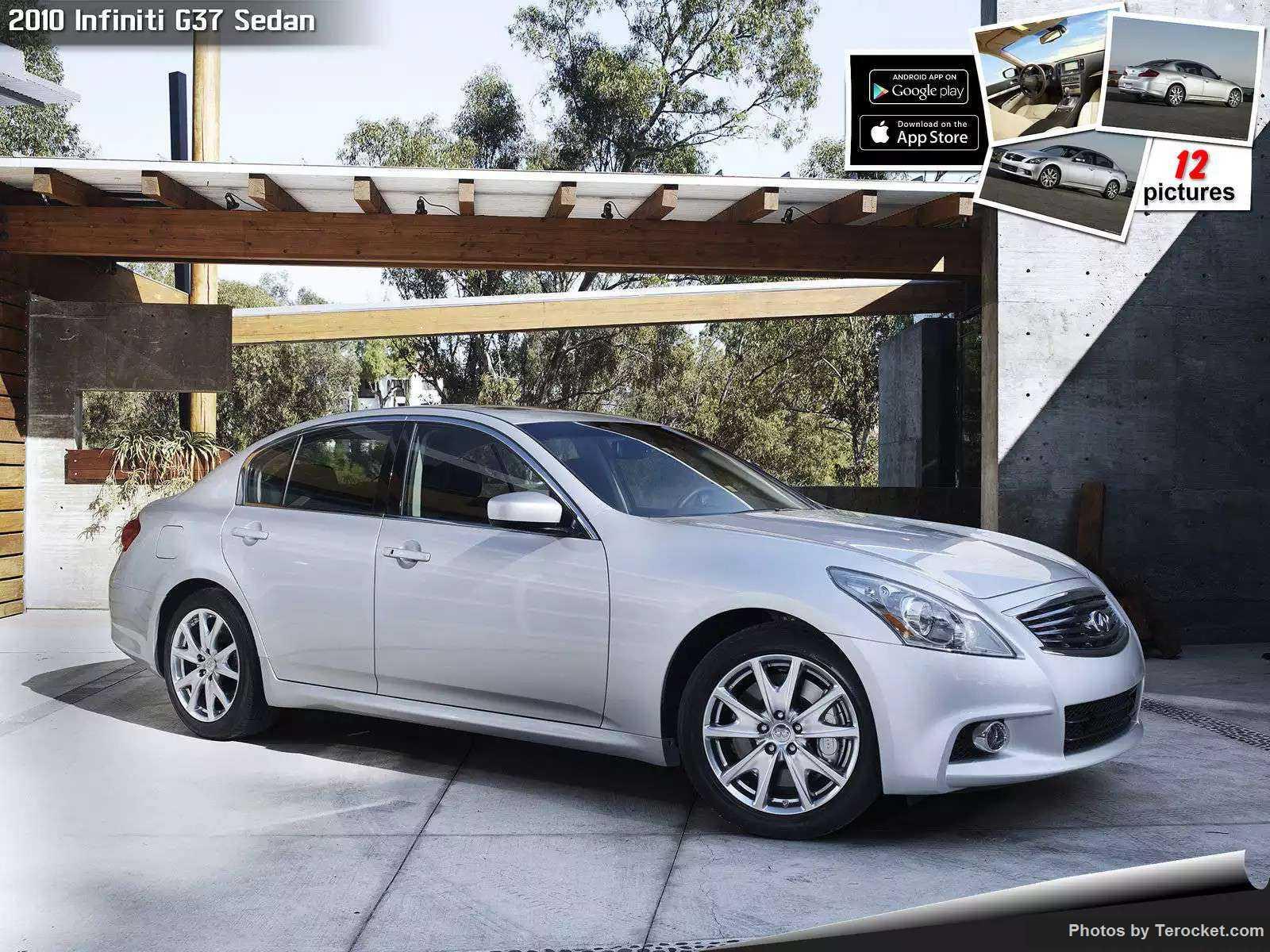 Hình ảnh xe ô tô Infiniti G37 Sedan 2010 & nội ngoại thất