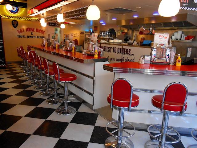 Eds Easy Diner - London