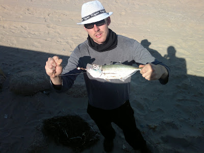 Surfcasting Valencia  Vicente sanchis