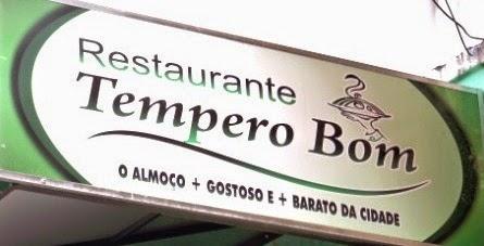 Restaurante Tempero Bom