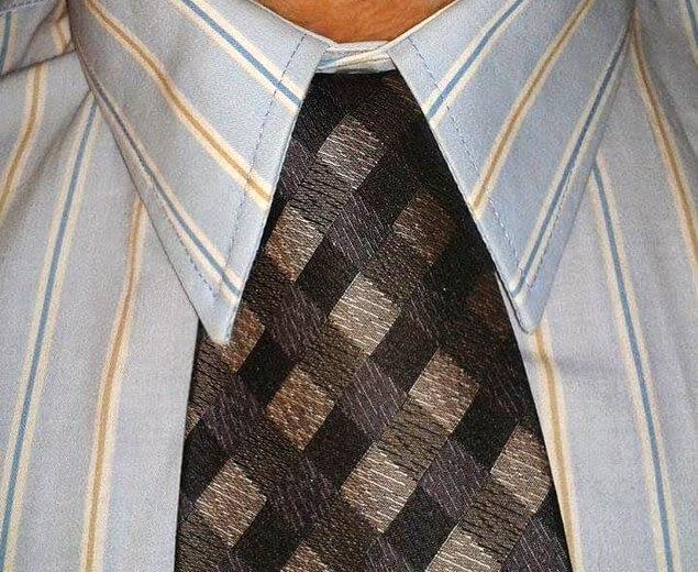Kaklaraiščio mazgas Nr.3