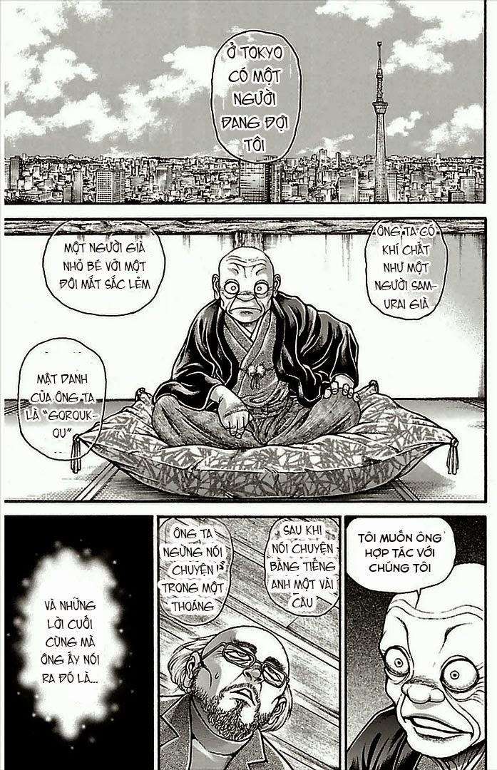 Baki Dou chap 5 Trang 12 - Mangak.info