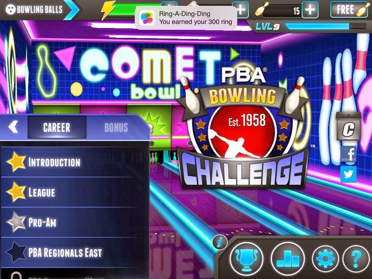 PBA Bowling Challenge App iTunes App By Concrete Software, Inc - FreeApps.ws