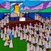 "Los Simpsons 09x13 ""La Secta Simpson"" Online Latino"