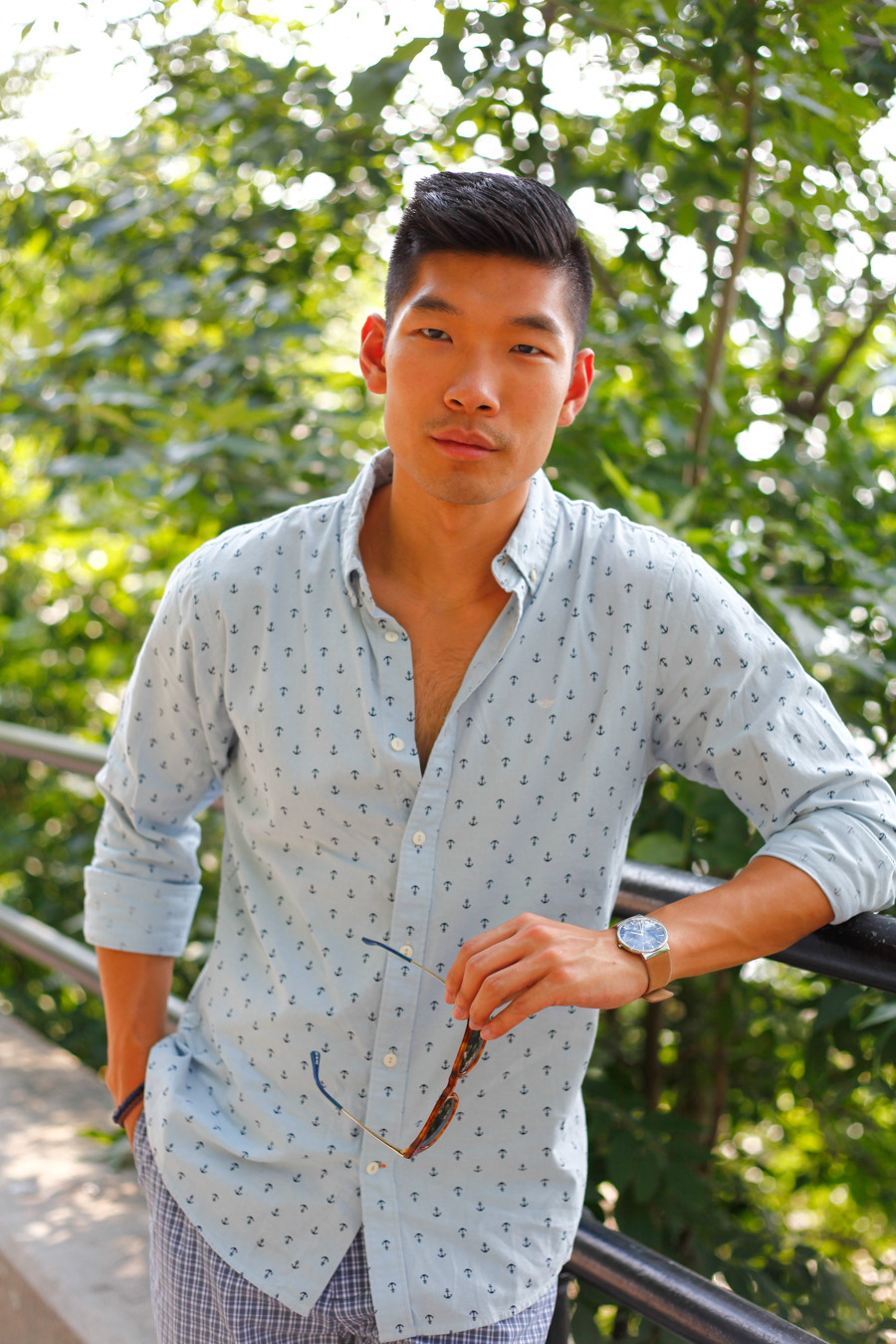 Levitate Style x JcPenney Collaboration | Summer Style Looks with Dockers