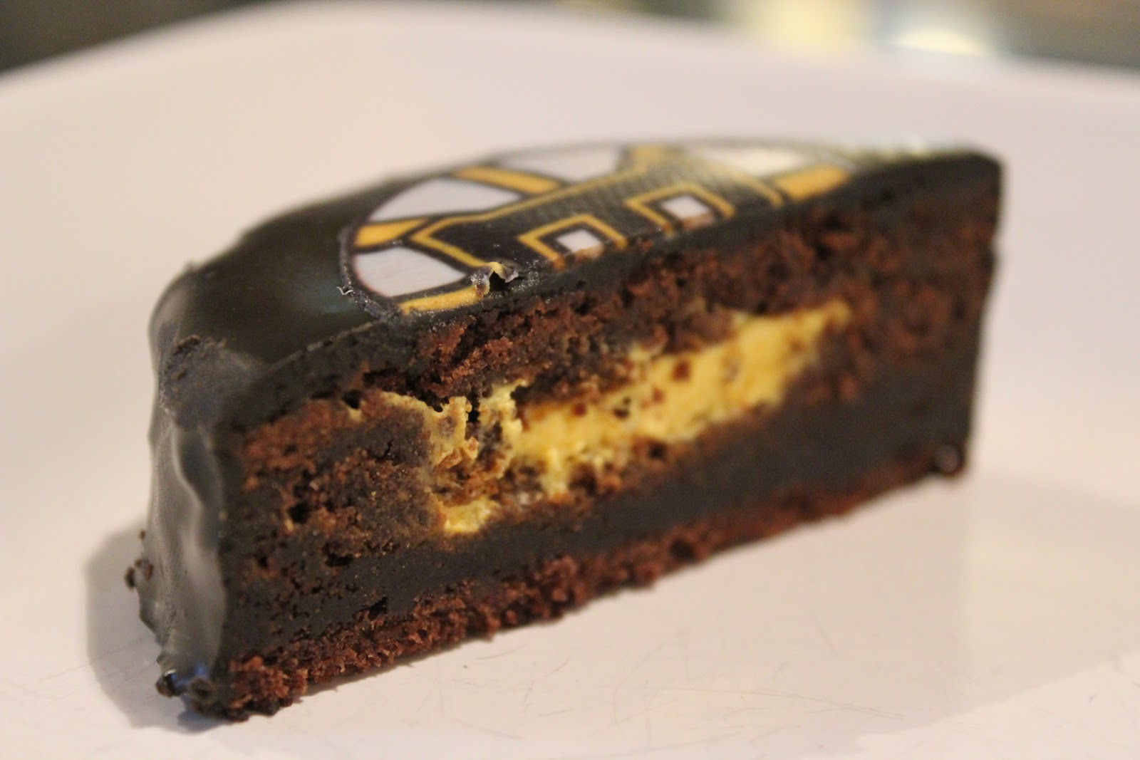 Delicious Dishings Boston Bruins Black And Gold Hockey