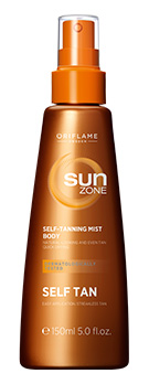 Spray Autobronzeador Sun Zone da Oriflame