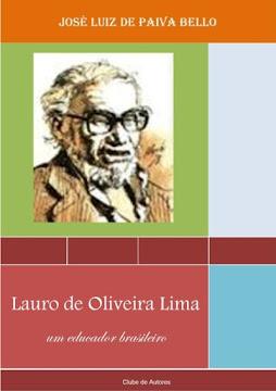 Biografia de Lauro de Oliveira Lima