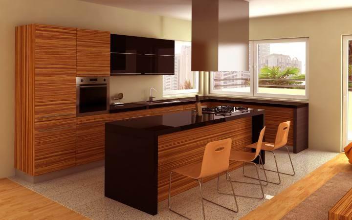 Muebles para cocinas peque as for Muebles de cocina 1 80m