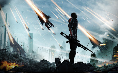 Mass Effect Trilogy ลง PS3