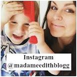 Hitta mig på Facebook och Instagram