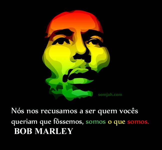 Frases De Reggae Bob Marley Em Imagens Somjah Rádio Reggae