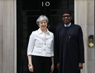 What Buhari told Theresa May [Full text]