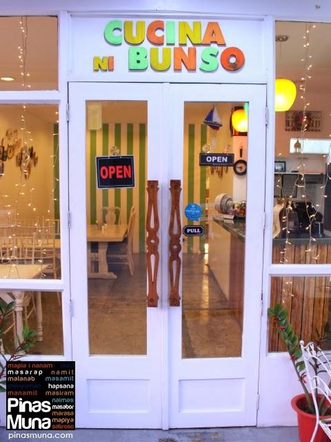 Welcome to Cucina ni Bunso