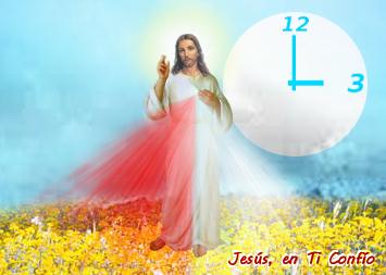 divina misericordia a las 3 pm