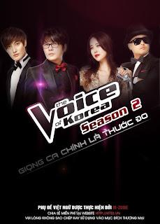 The Voice Of Korea Season 2 - The Voice Of Korea Season 2