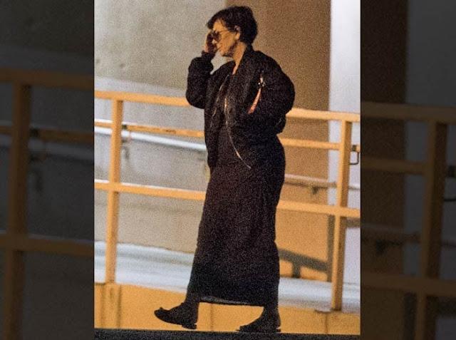Kris Jenner visivelmente abalada enquanto Lamar Odom luta por sua vida