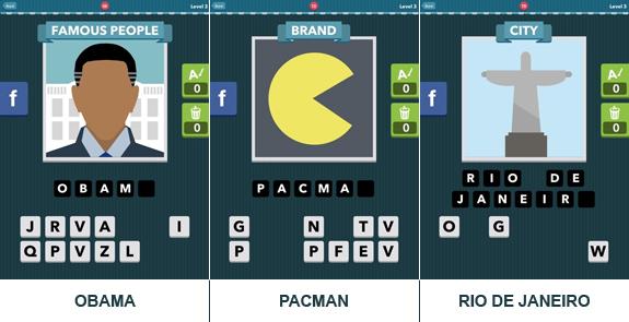 Icomania: cheats, hints, oplossingen en antwoorden - Level 3