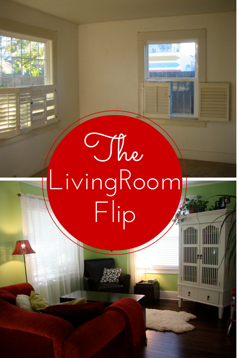 Leaving The Ivory Tower Living Room Makeover