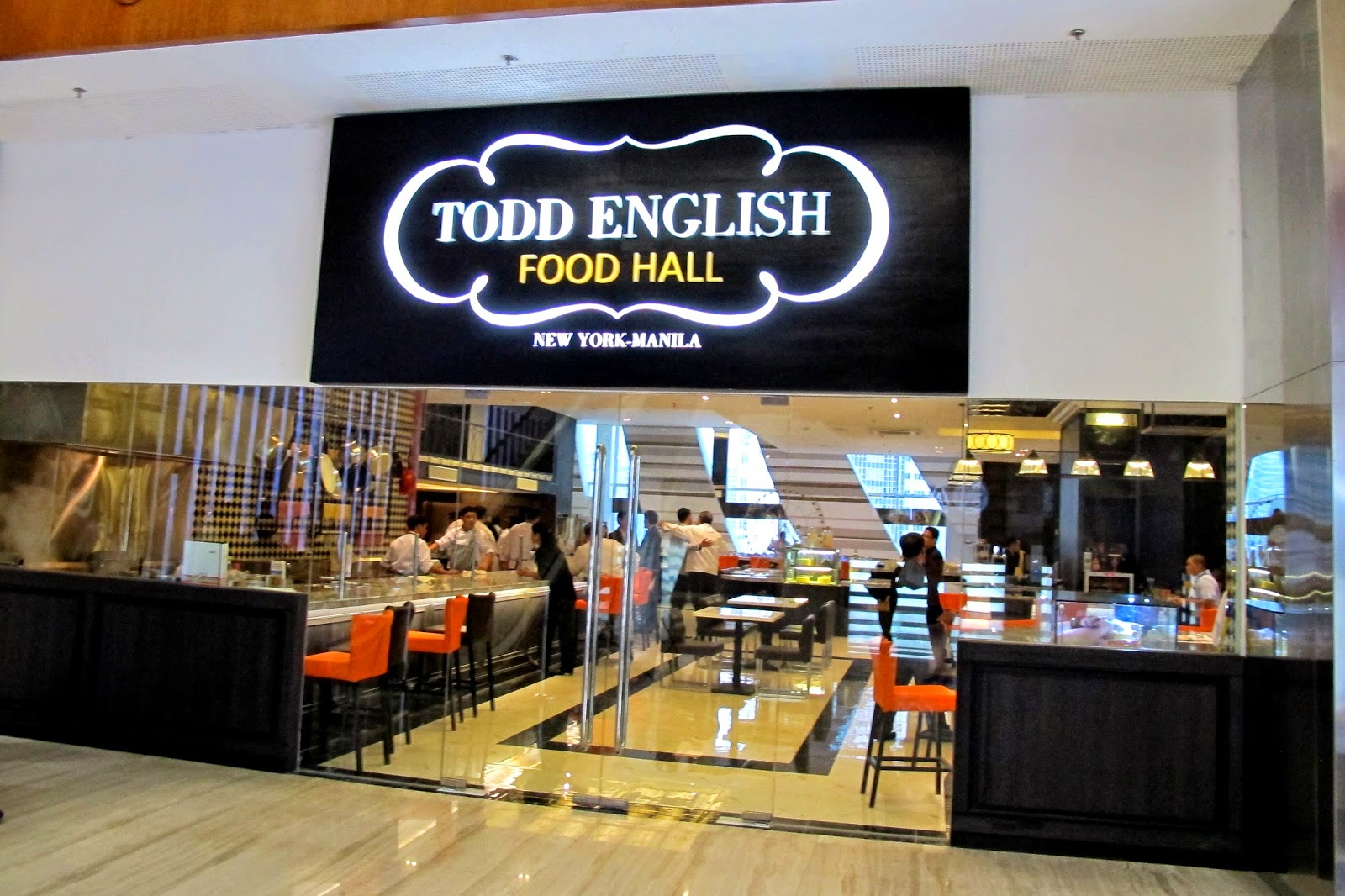 Gridcrosser a hallmark of dining the todd english food for Aura global cuisine