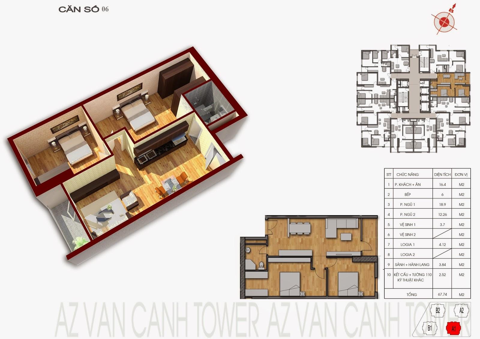sơ đồ thiết kế mặt bằng chung cư ct number one