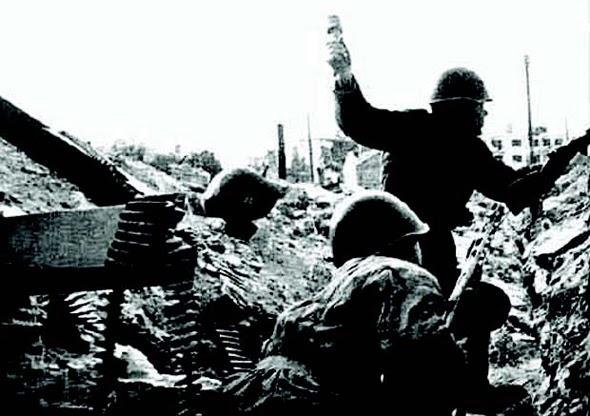 Stalingrad was the deadliest war in history