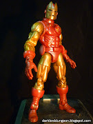 So this is actually an older version of an Iron Man armor.
