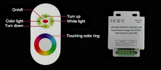 DIMMER RGB CONTROLLER