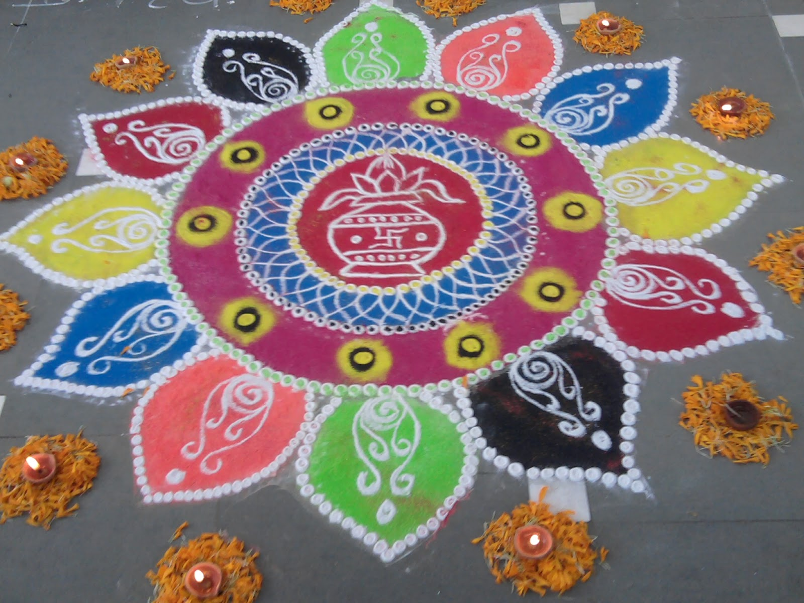 Rangoli Designs For Competition With Concepts Rangoli designs for