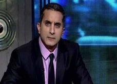 """باسم يوسف يعلن وقف برنامج """"البرنامج"""" خلال شهر رمضان  والاكتفاء بعرض برنامج """"أمريكا بالعربي"""""""