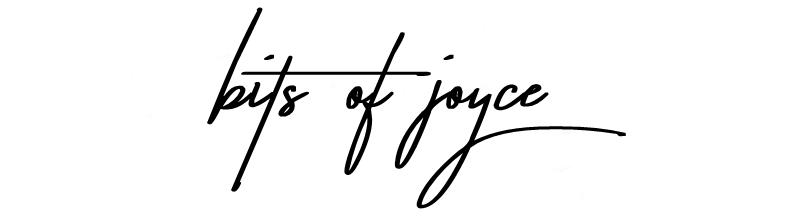 BITS OF JOYCE
